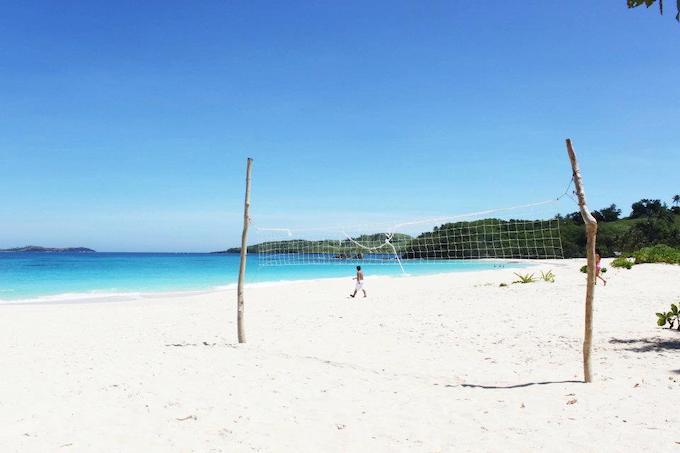 Beach Volleyball Activity