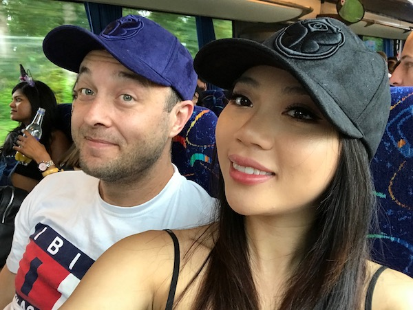 James and Anh
