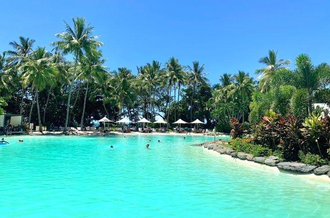Sheraton Mirage Lagoon Pool Port Douglas